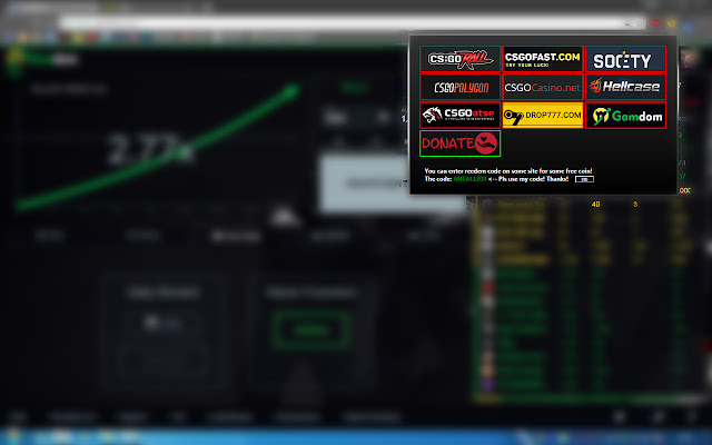 Working CS:GO Gambling Sites