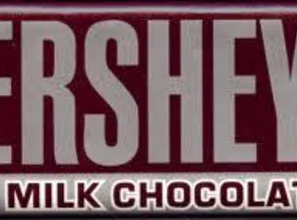 Hershey Bar Cake Recipe