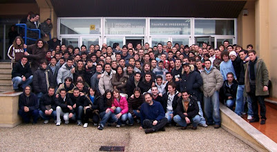 Photo: Analisi 2 (Meccanica, Ambiente & Territorio, e Energetica) 2006-07