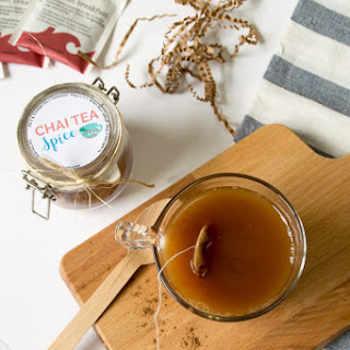 Homemade Chai Tea Spice Mix.