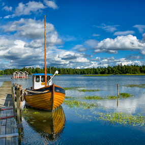 by Maurizio Martini - Landscapes Waterscapes ( sweden, sky,  )