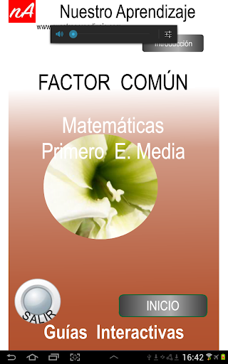 Factor Comu00fan, Factorizaciu00f3n 1.0.0 screenshots 1