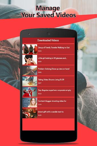 Download HD Videos Free : Video Downloader App 7.1.2 screenshots 3