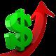 Dollar - рыночный и официальный курс icon