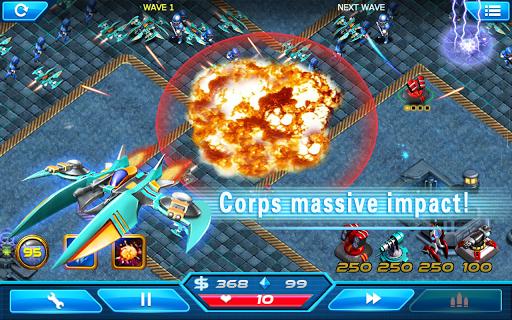 Corps Defense 1.1.6 screenshots 13