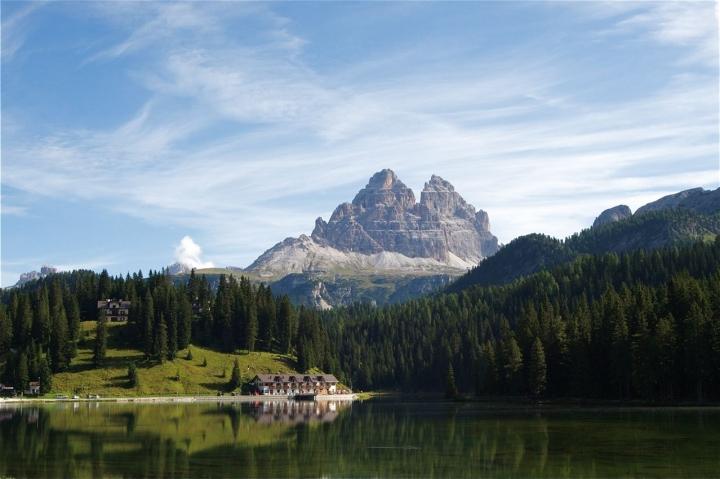 Lago di Misurina di p.sacchini