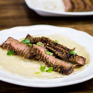 Paleo Marinated Grilled Flank Steak Recipe