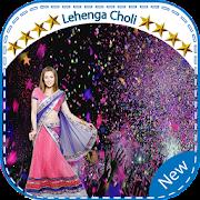 Lehenga Choli Photo Suit Editor