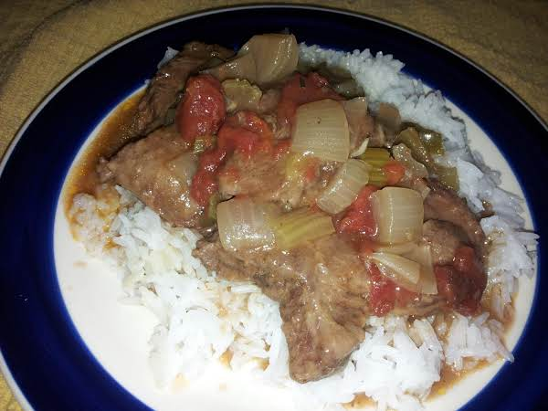 Moms Crock Pot Swiss Steak Recipe