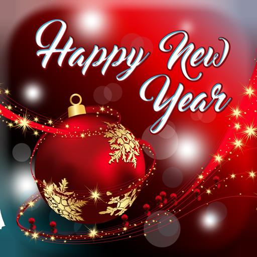 Happy New Year E-card Editor