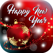 Happy New Year E-card Editor