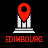Edinburgh Travel Guide & Map Offline