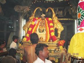 Photo: yatirAja nAtha valli thAyAr - gaja lakshmi thirukkOlam