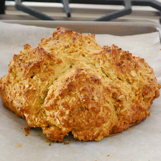 Brown Butter Soda Bread.