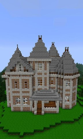 All about cool house minecraft building for android House building app