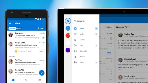 PC u7528 Email App All-in-one - Free, Secure, Online E-mail 2