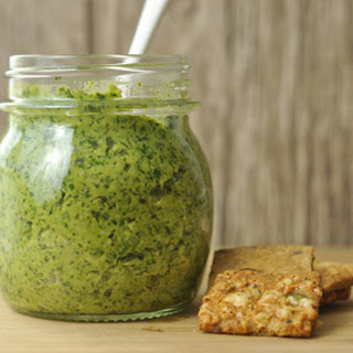Pesto Without Pine Nuts Recipes