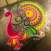 Rangoli Designs Video Tutorials