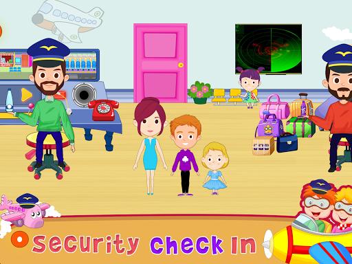 Toon Town - Airport 3.3 screenshots 4