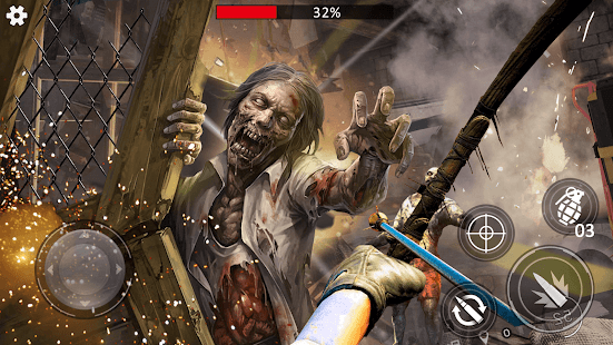 Last Saver: Zombie Hunter Master 32