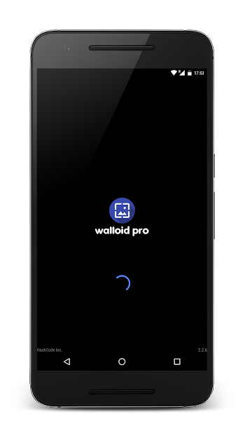 Walloid Pro: HD Wallpapers- screenshot