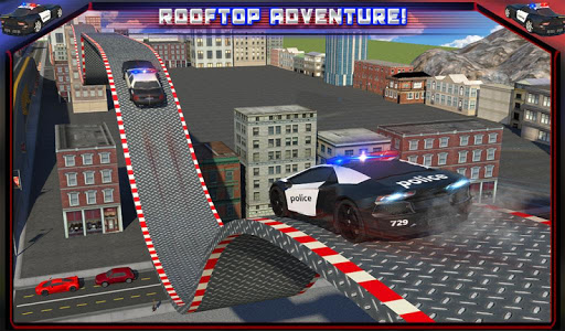 Police Car Rooftop Training screenshot 13