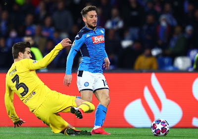 Dries Mertens spoelt Champions League-uitschakeling door met TikTok-video