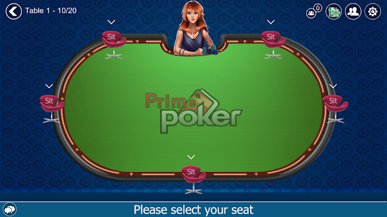 Prime Poker- screenshot thumbnail