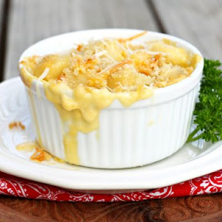 Classically Creamy Mac And Cheese.