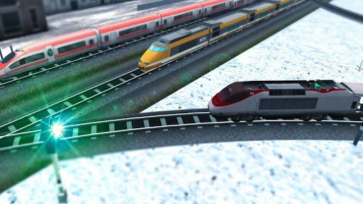 Train Simulator Games 2018 1.5 screenshots 3