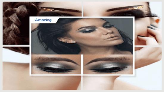 Evening Makeup Dark Skin - náhled