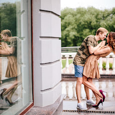 Wedding photographer Aleksandra Shtefan (AlexandraShtefan). Photo of 19.07.2018
