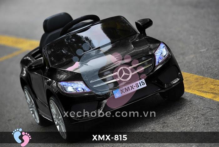 Xe hơi điện trẻ em XMX-815 đen 2