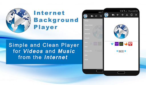 Internet Background Player