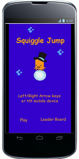 Squiggle Jump