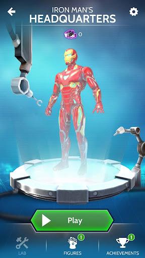 Hero Vision Iron Man AR Experience 1.0.2 screenshots 1