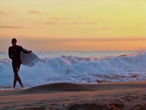 by Liz Rosas - Sports & Fitness Surfing ( surfing, california, newport beach, ocean, surf )