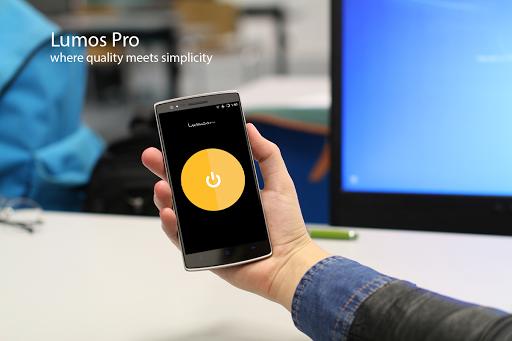 Lumos Pro: The Flashlight App