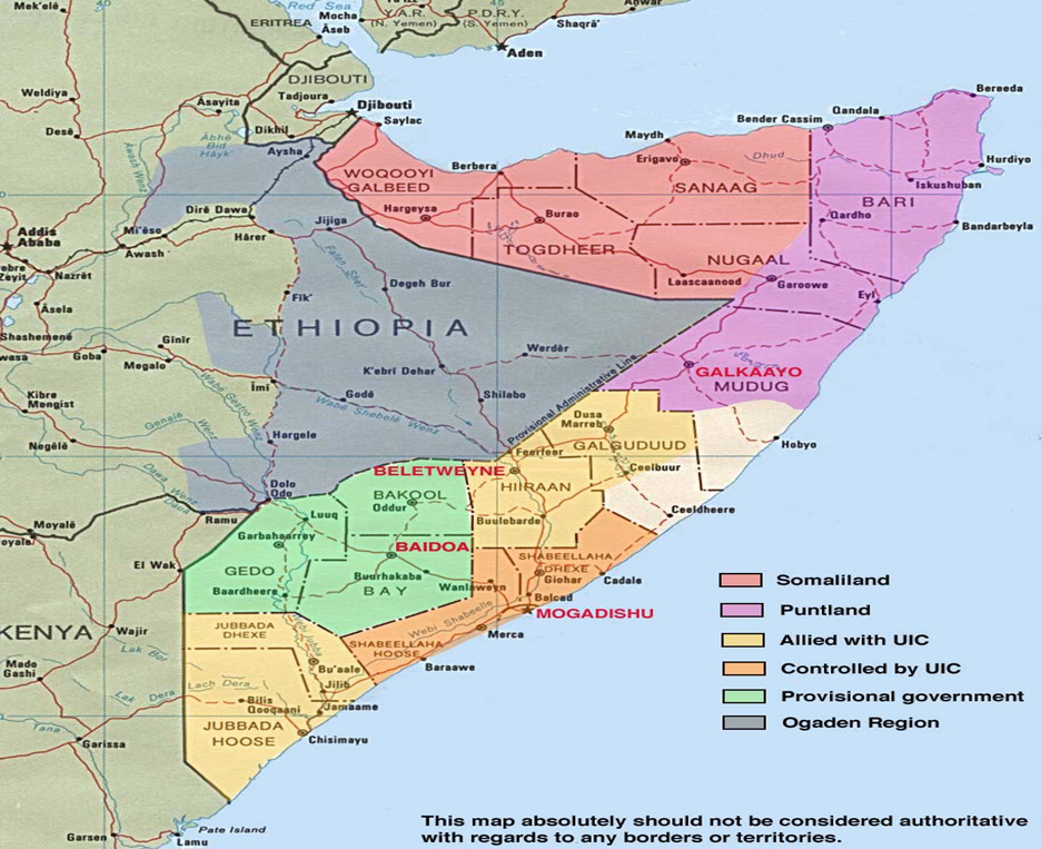 The Horn of Africa - Its Strategic Importance for Europe, the Gulf States, and Beyond