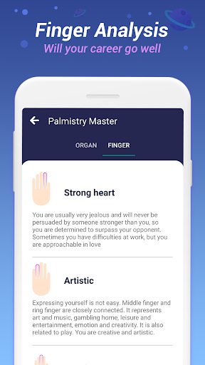 Palmistry Master screenshot 5