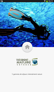 Terre et Nature Mobile- screenshot thumbnail