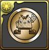 ウエハーマンメダル【金】