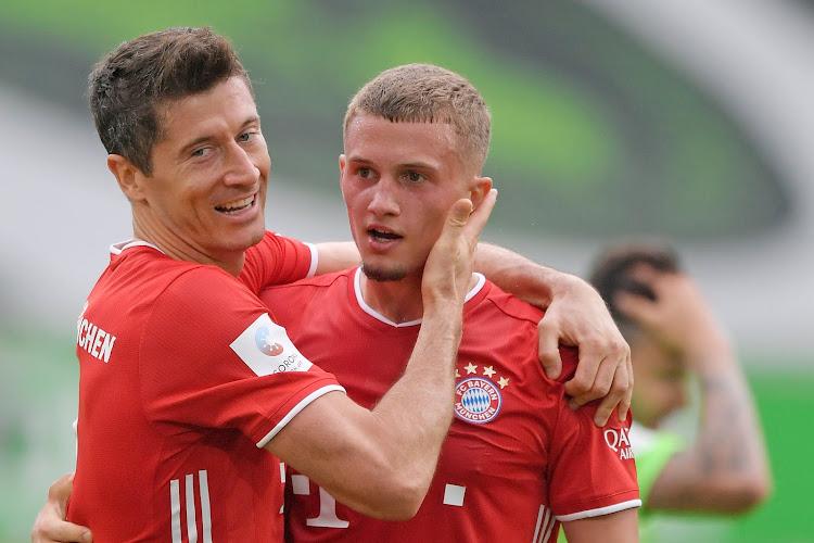 Bayern München laat groot talent gaan dat gebukt ging onder de moordende concurrentie