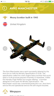 WWII Airplanes- screenshot thumbnail