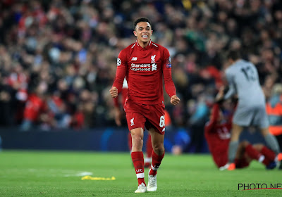 Trent-Alexander Arnold (Liverpool) absent plusieurs semaines