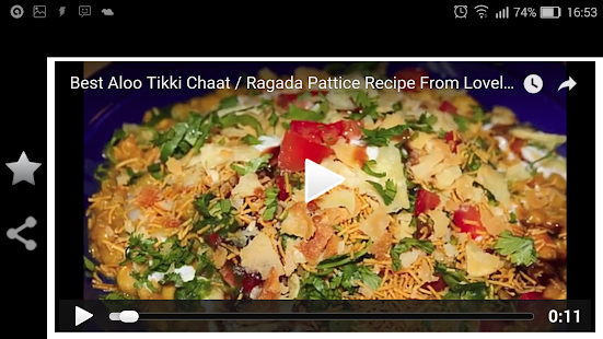 Indian street food recipes android apps on google play indian street food recipes screenshot thumbnail forumfinder Choice Image