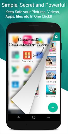 Calculator Vault- Gallery Lock Screenshot