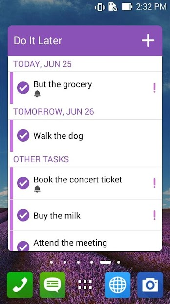 Do It Later: Tasks & To-Dos screenshot 3