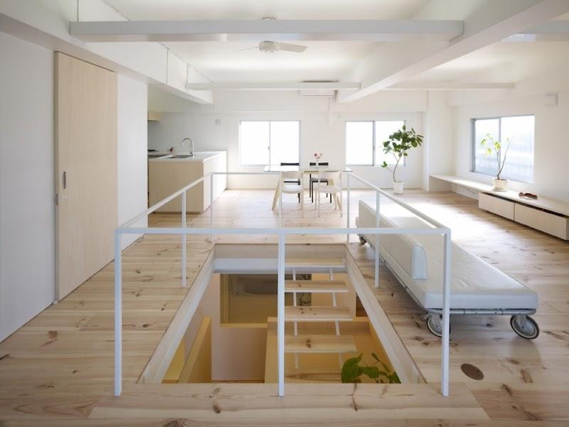 Casa en Megurohoncho - Torafu Architects