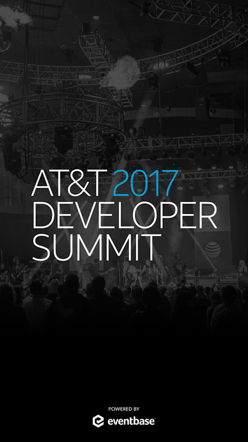 AT&T 2017 Developer Summit- screenshot